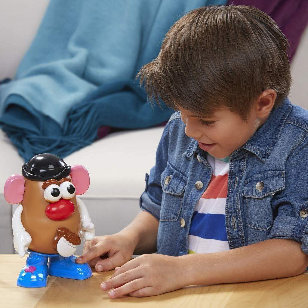 AmazonPotato Head - Mr Potato Parlanchin (Hasbro E4763105) - mamyka- moda infantil
