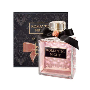 Amazon Romantic Night agua de perfume 100 ml mujer Paris Elysees + regalo y gastos de Puerto de pantalla