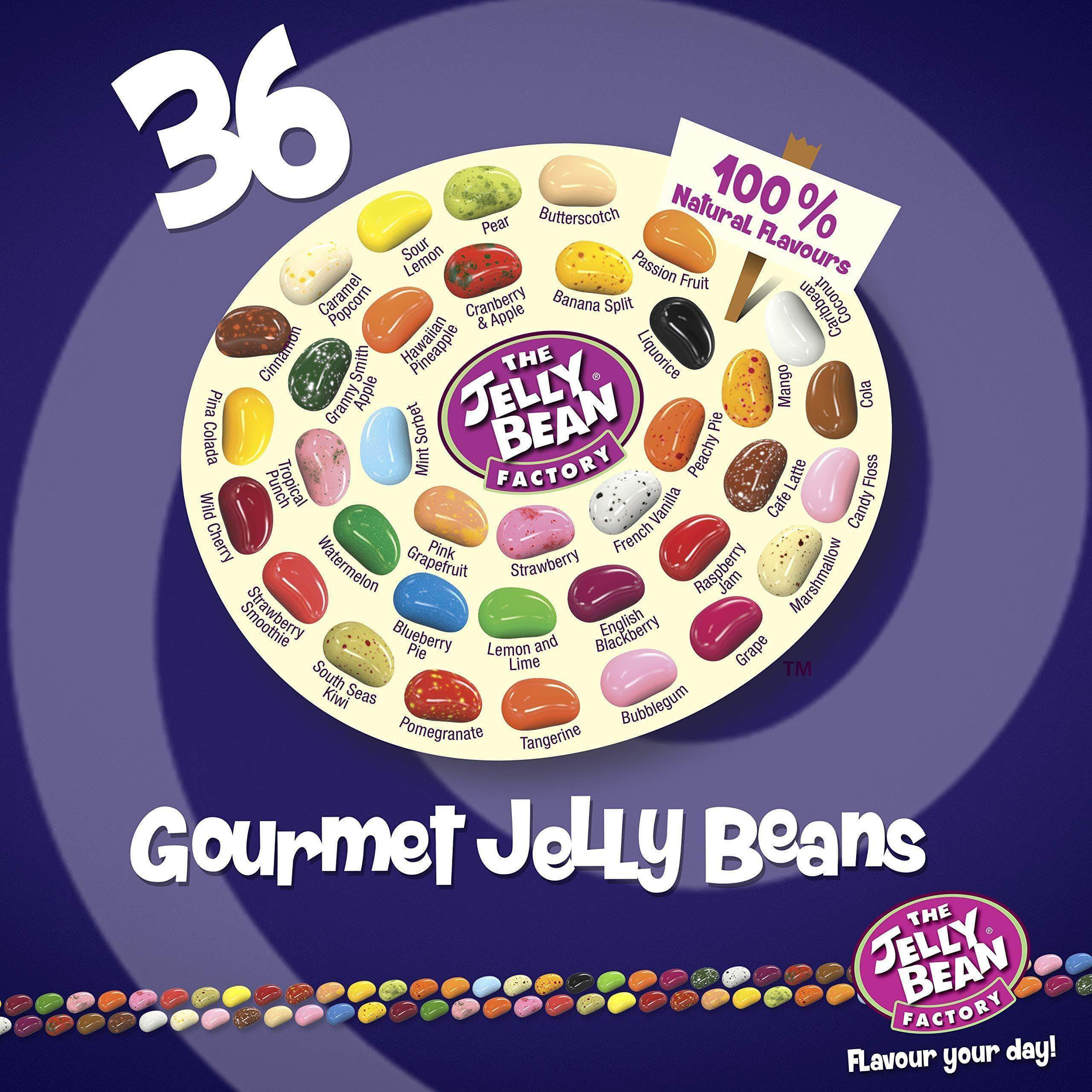 Amazon Tarro Caramelos The Jelly Bean Factory 700gr