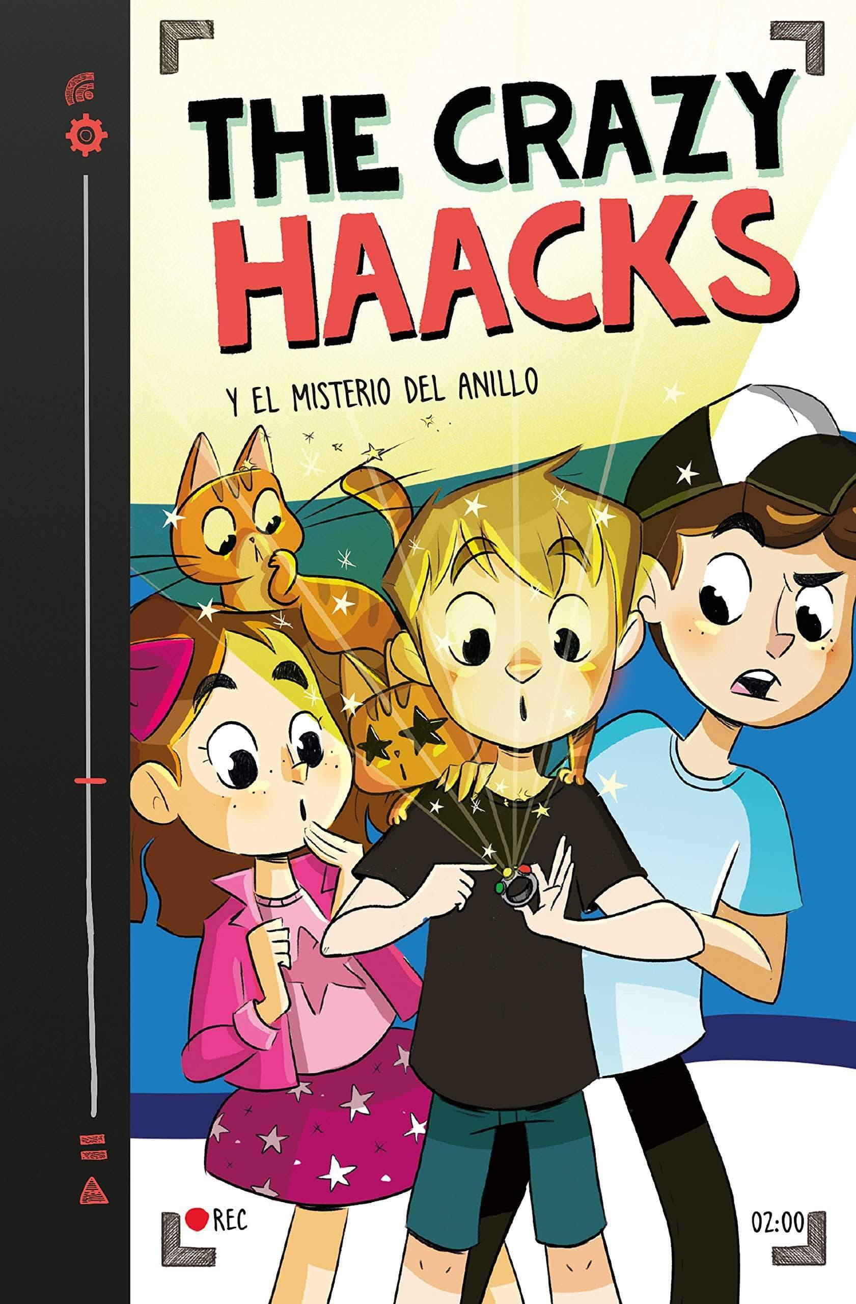 Amazon The Crazy Haacks y el misterio del anillo (The Crazy Haacks 2)