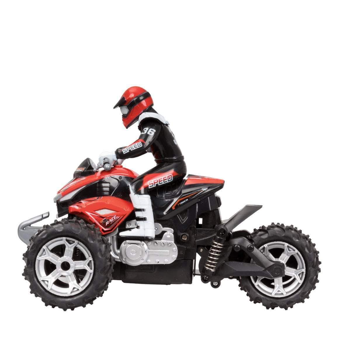 Amazon Xtrem Raiders- Desert Squad Motocicleta (World Brands XT180765)