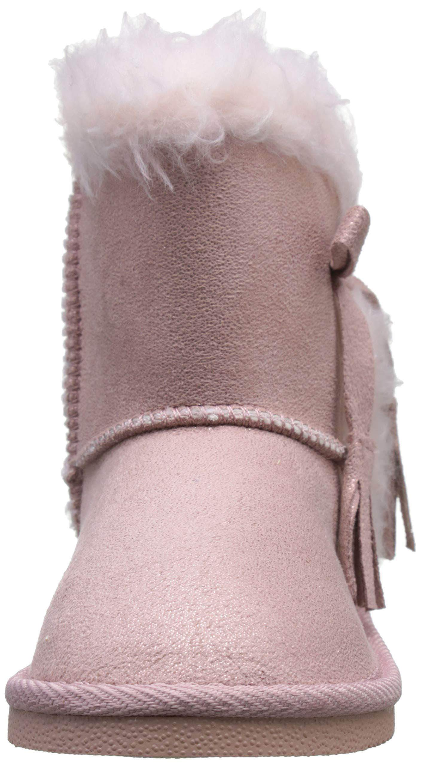 Amazon Zippy, Botas Slouch para Niñas, Rosa (Misty Rose 15/1512tc 774), 25 EU