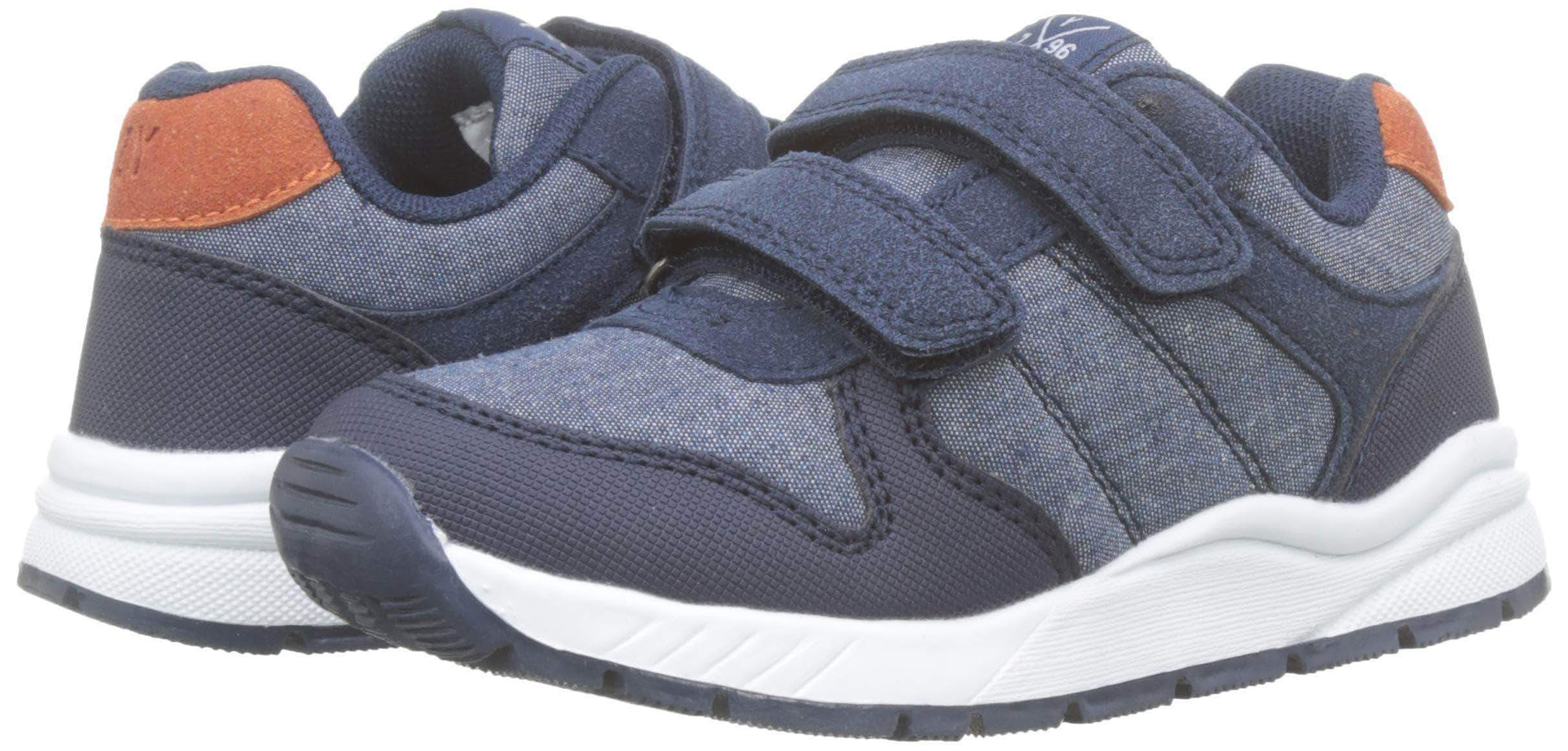 Amazon Zippy Zapatilla Deportiva Zy3, Niños, Azul (Dress Blue 19-4024 TC 185), 29 EU
