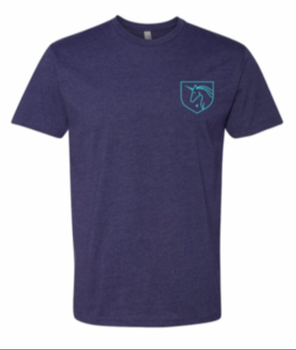 CLBNation Navy Unisex Tees