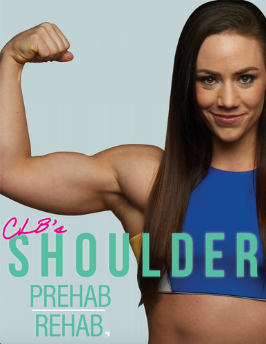 CLB SHOULDER PREHAB REHAB