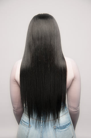Black Luxe Straight