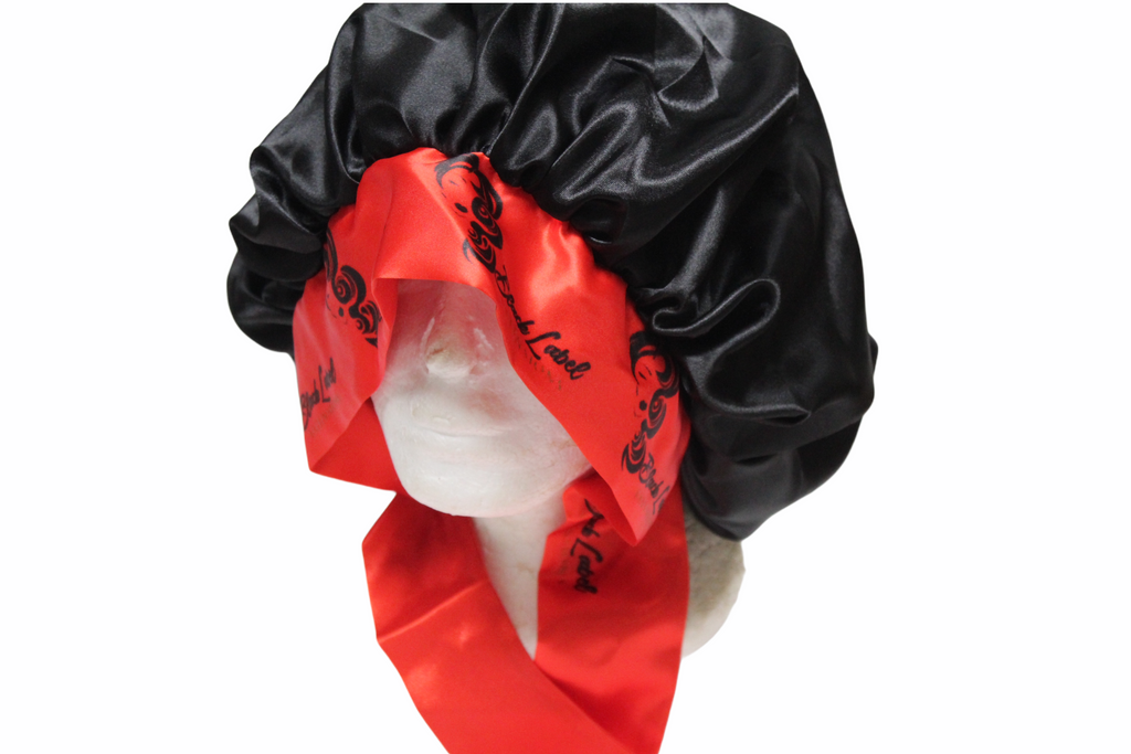 2 in 1 Satin Bonnet