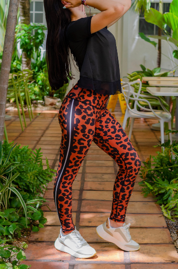 Leopard Legging-Bottoms-Alina and the Sea