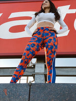 Royal Red Legging-Bottoms-Alina and the Sea