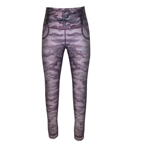 Pink Stars Camo Jeggings-Alina and the Sea
