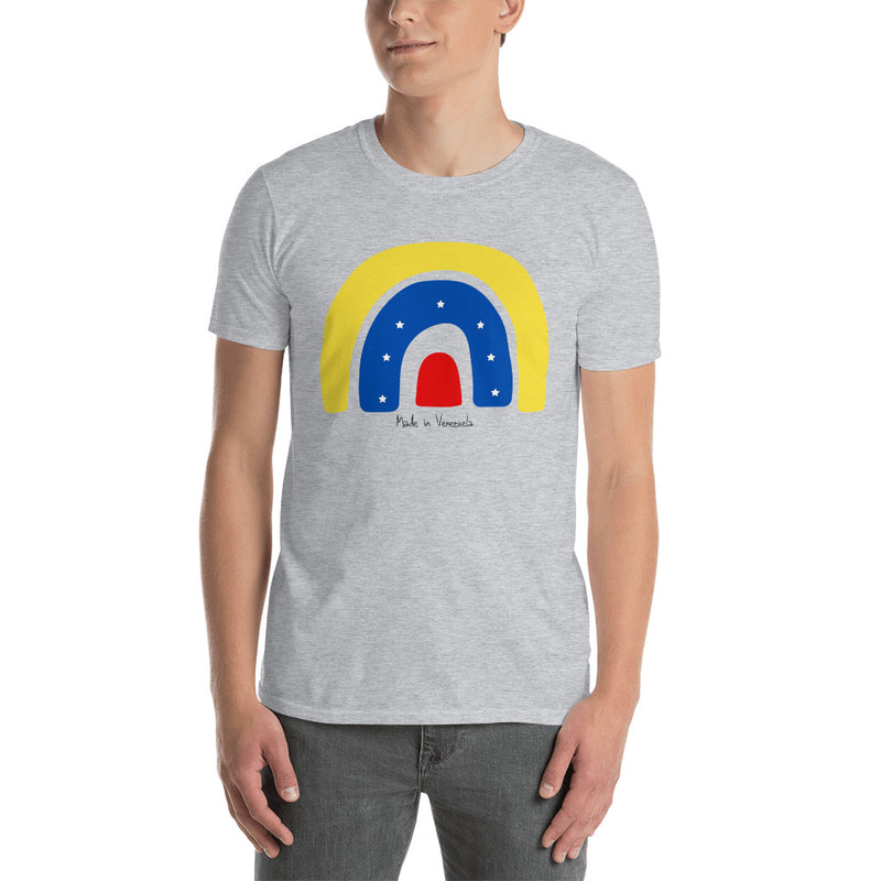 Venezuela Short-Sleeve Unisex T-Shirt-Alina and the Sea