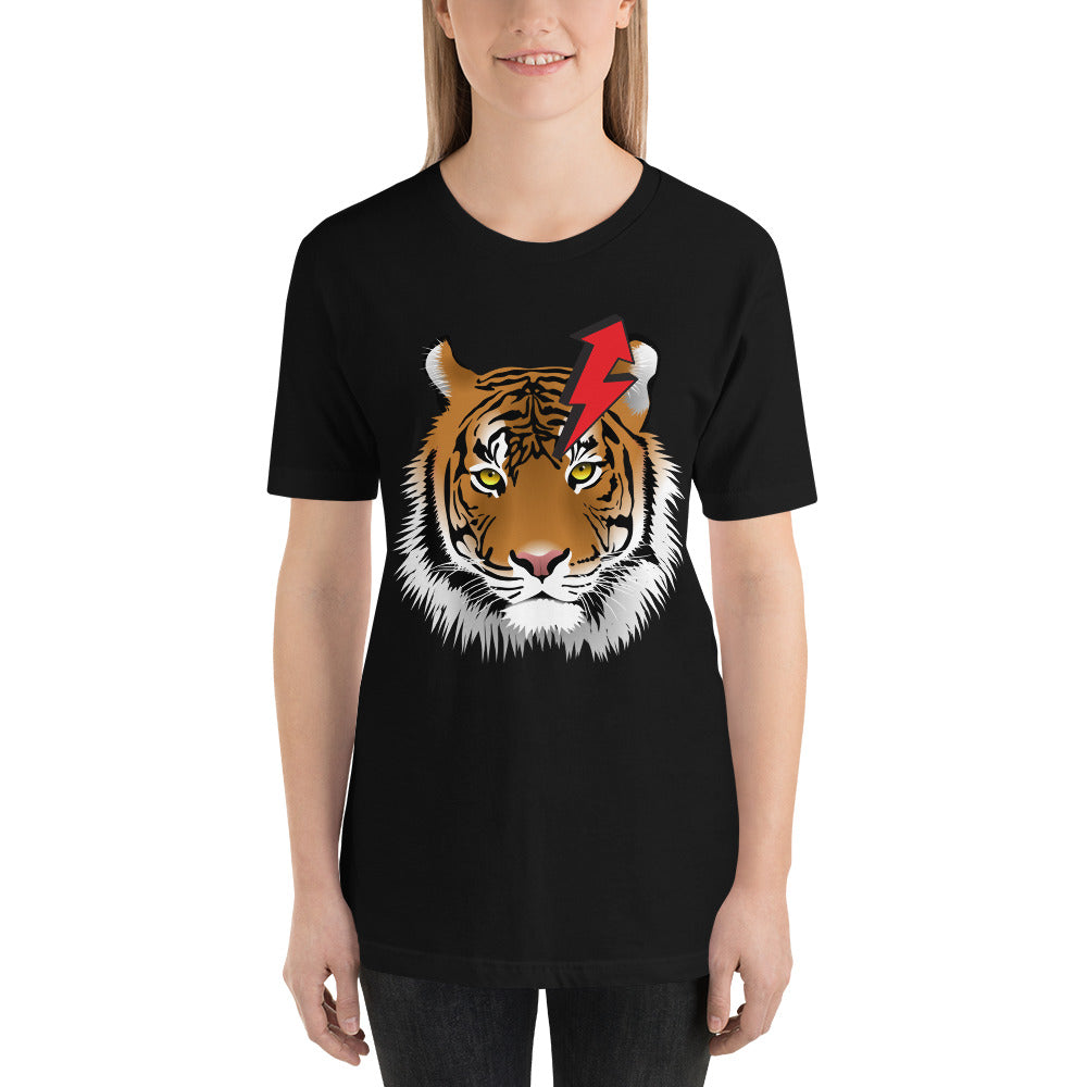 Tiger Eco-Friendly T-Shirt-Alina and the Sea
