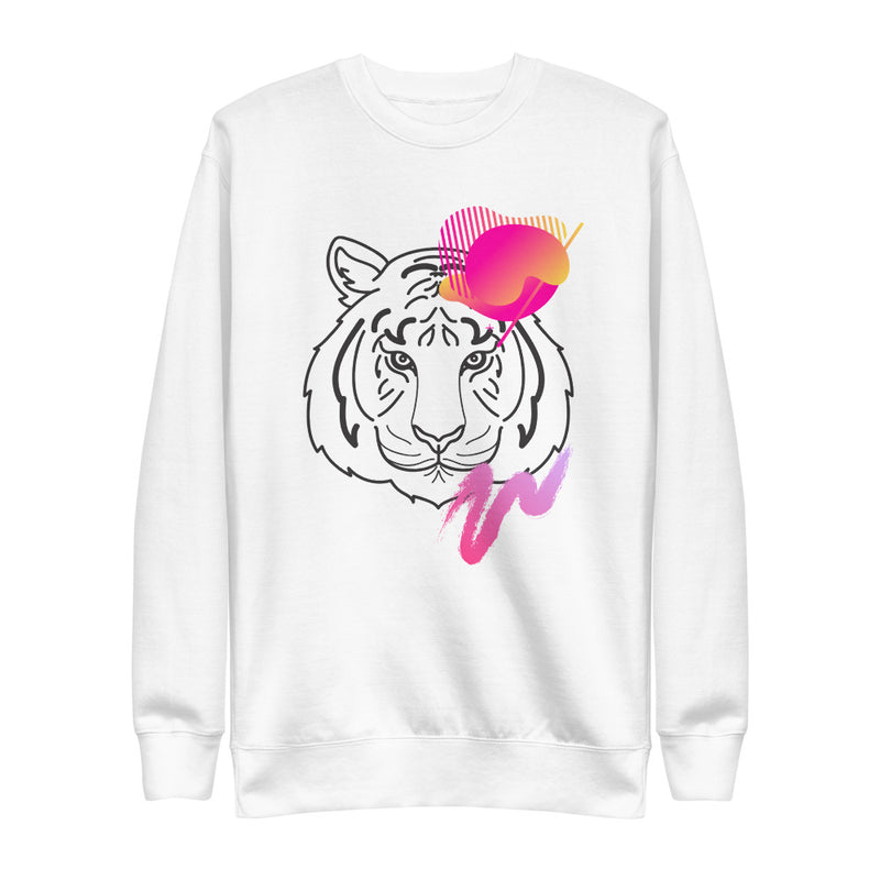 Pink Tiger Eco-Friendlys Fleece Pullover-Alina and the Sea