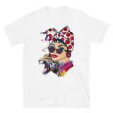 Pan Unisex T-Shirt-Alina and the Sea