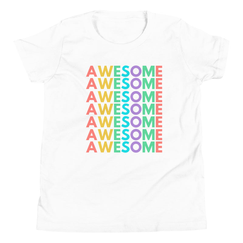 Awesome Gilrs & Boys Short Sleeve T-Shirt-Alina and the Sea