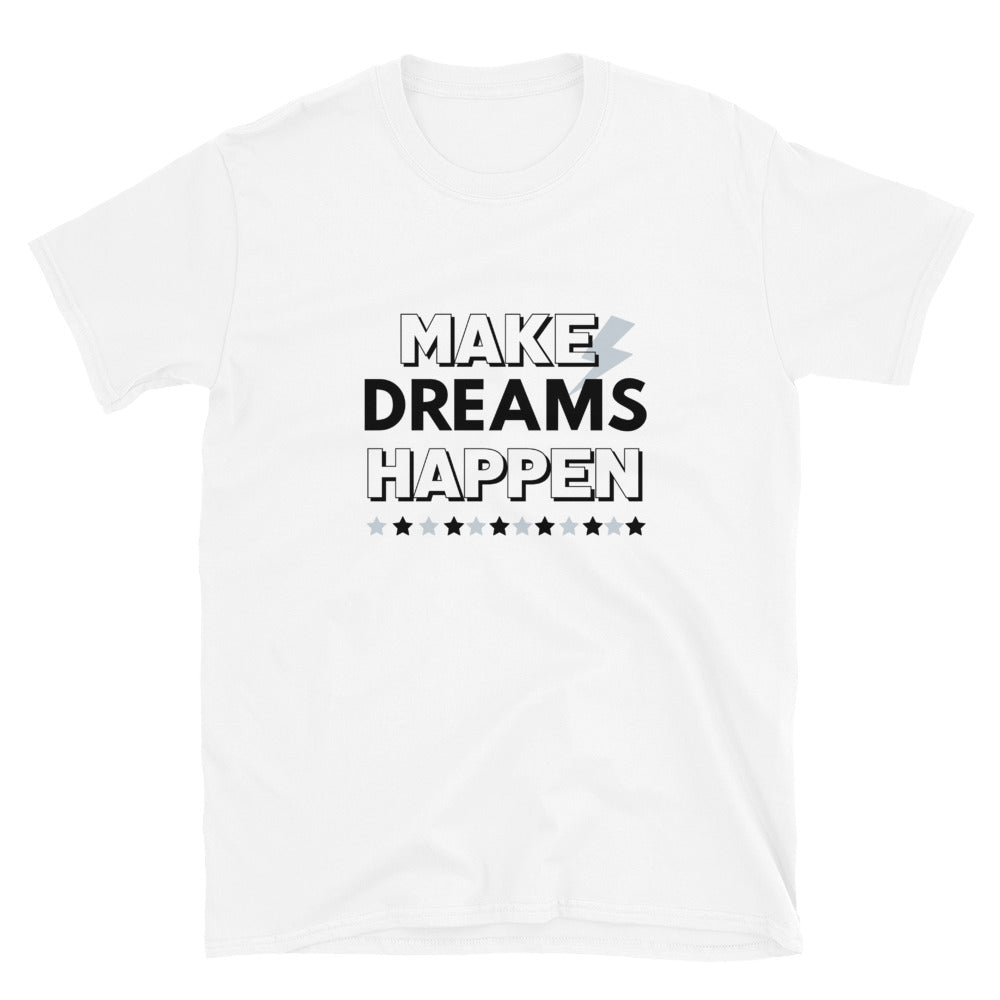 Make Dreams Happen Unisex T-Shirt-Alina and the Sea