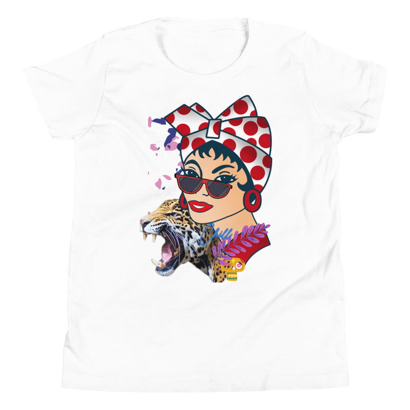 Pan Girls & Boys Short Sleeve T-Shirt-Alina and the Sea