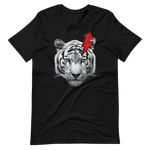 Silver Tiger Eco-Friendly Unisex T-Shirt-Alina and the Sea