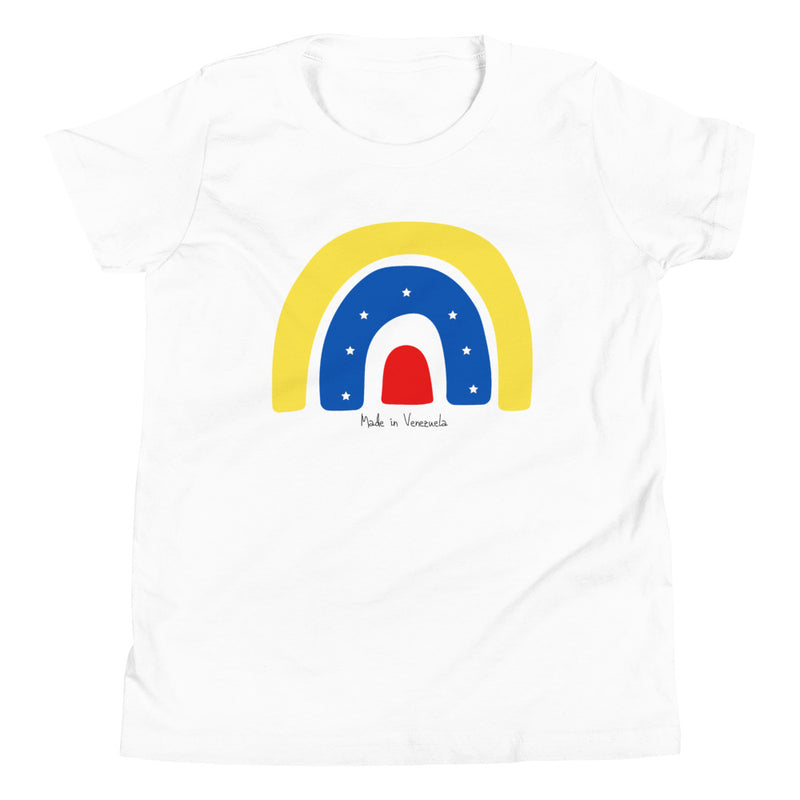 Girls & Boys Short Sleeve T-Shirt-Alina and the Sea