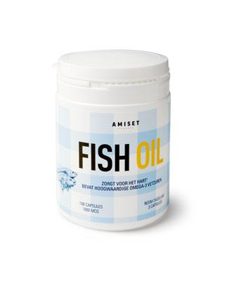FISH OIL (visolie) 1000mg