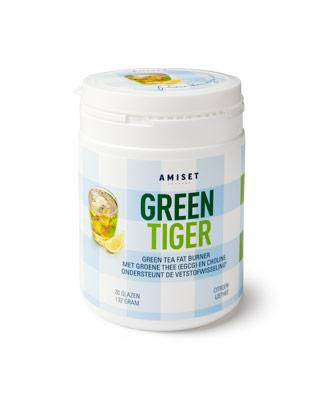 GRATIS GREEN TIGER