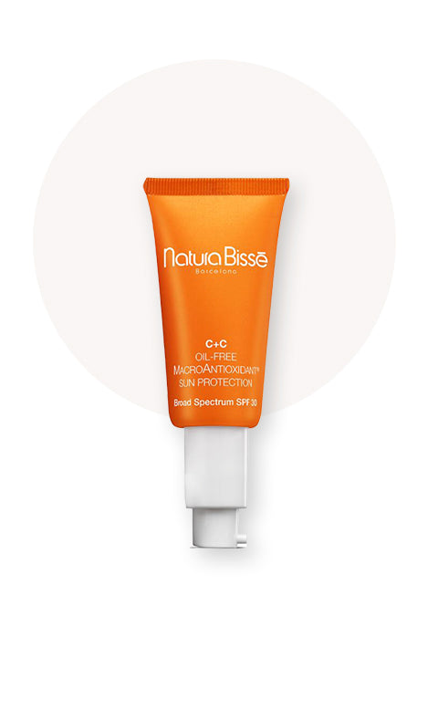 C+c Vitamin Spf30 Oil-free Macro-antioxidant Sun Protection