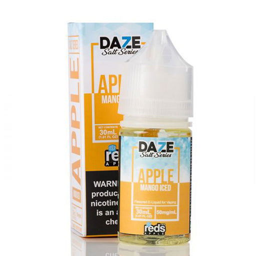 Reds Apple Ejuice Salt - Mango Iced