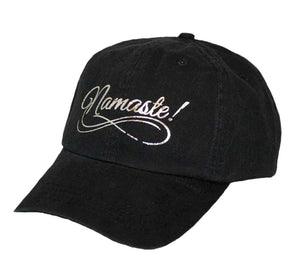 Namaste! Trucker Hat with Free Shipping