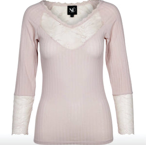 Powder Rose Sweater Free Shipping