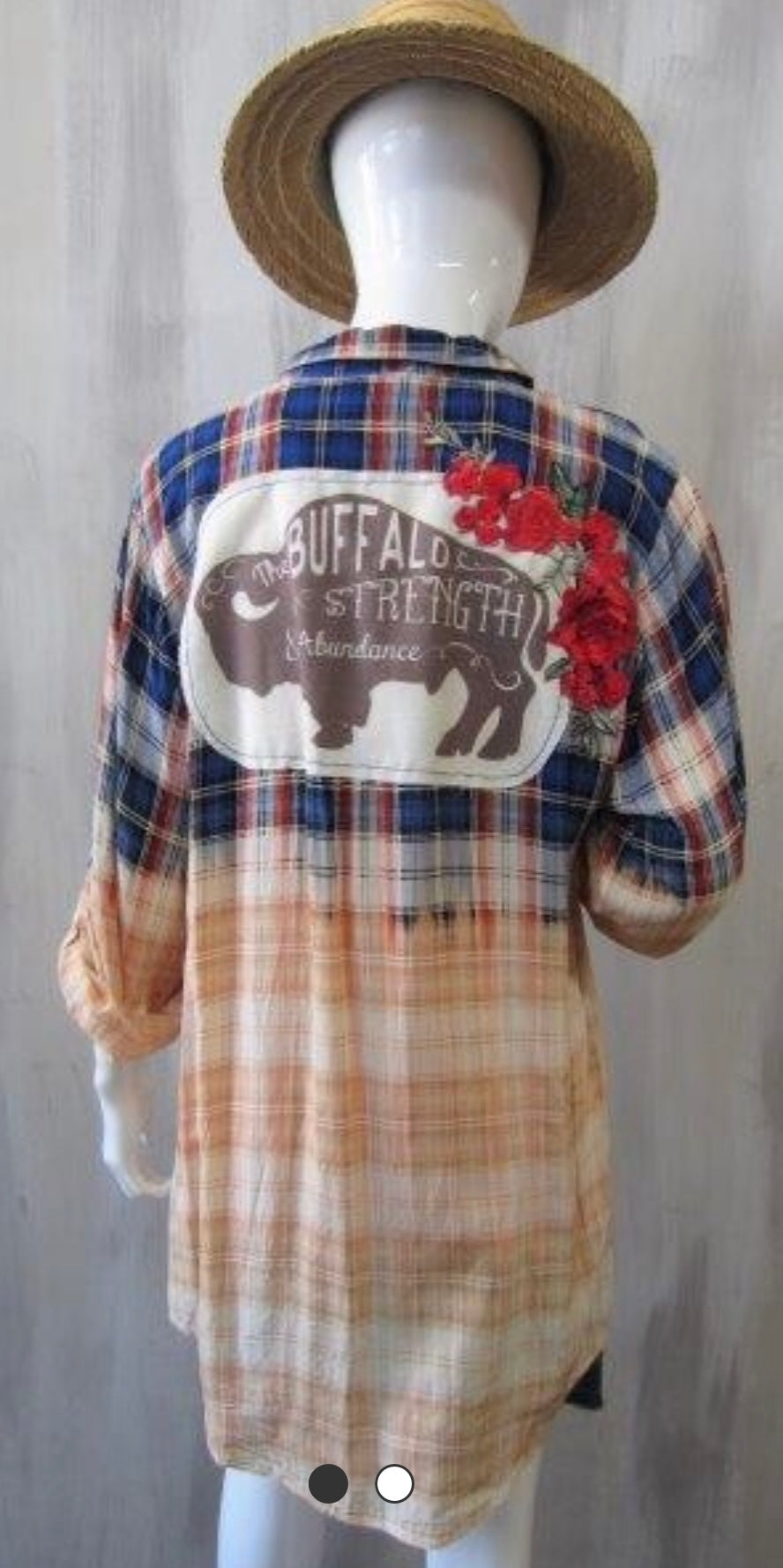 Buffalo Plaid Shirt Free Shipping