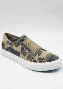 Camouflage Sneakers with Free shipping