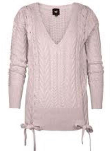 Powder Rose Cardigan with Free Shipping