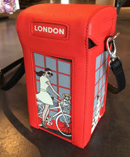 Load image into Gallery viewer, Carla in London Crossbody Free Shipping