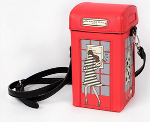 Carla in London Crossbody Free Shipping