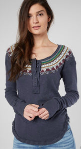 Fairisle Thermal Free Shipping