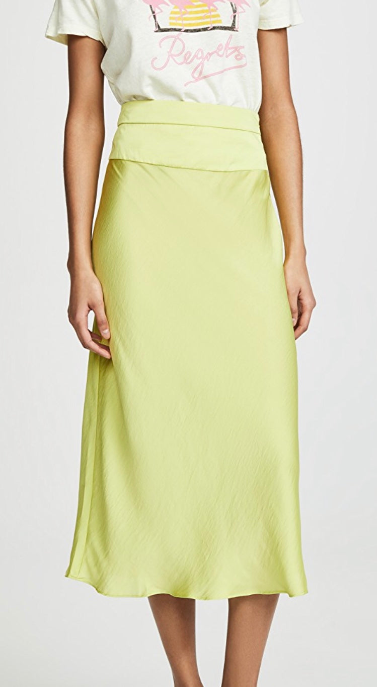 Jackfruit Maxi Skirt Free Shipping