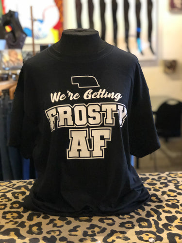 Frosty AF Graphic Tee with Free Shipping