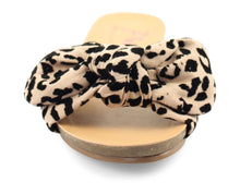 Load image into Gallery viewer, Gett Kids Leopard Slide Free Shipping
