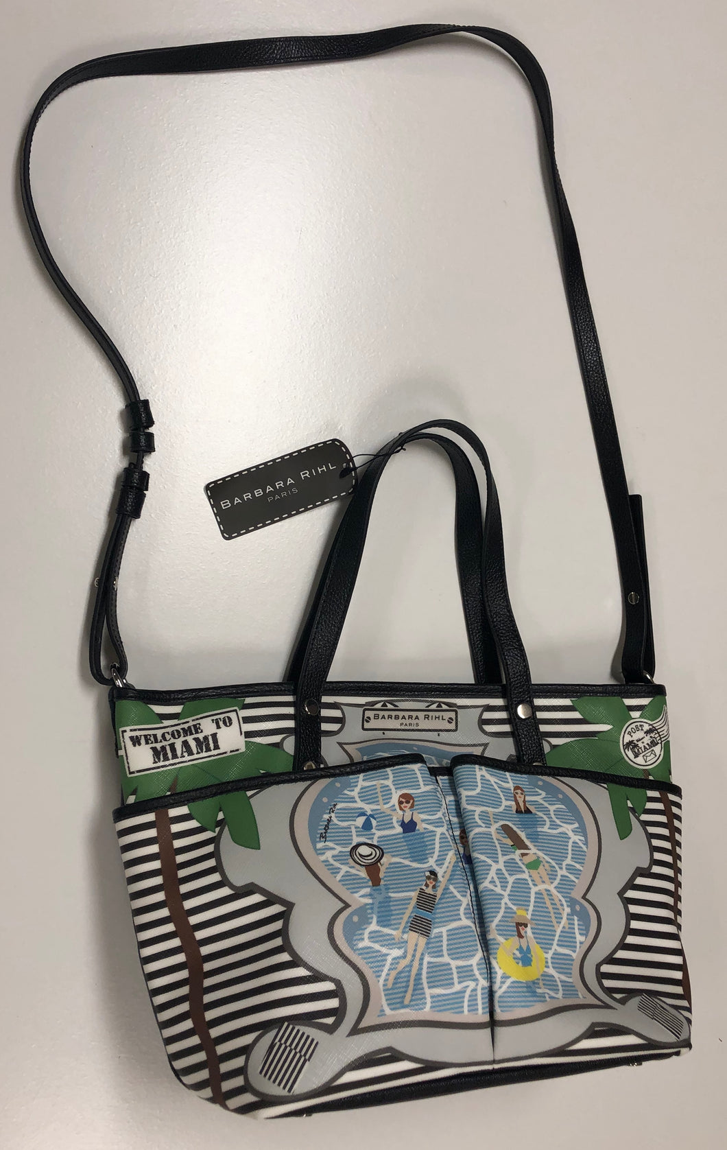 Miami Spa Handbag Free Shipping