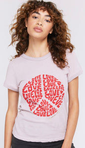 Love Peace Tank Free Shipping