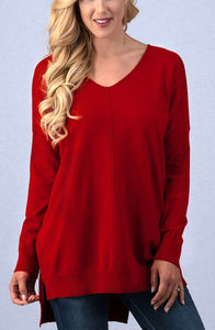 Soft high/low tunic with Free Shipping