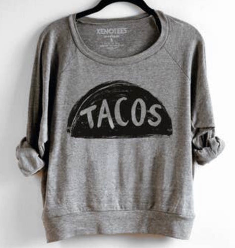 Taco Tuesday Sweatshirt with Free Shipping