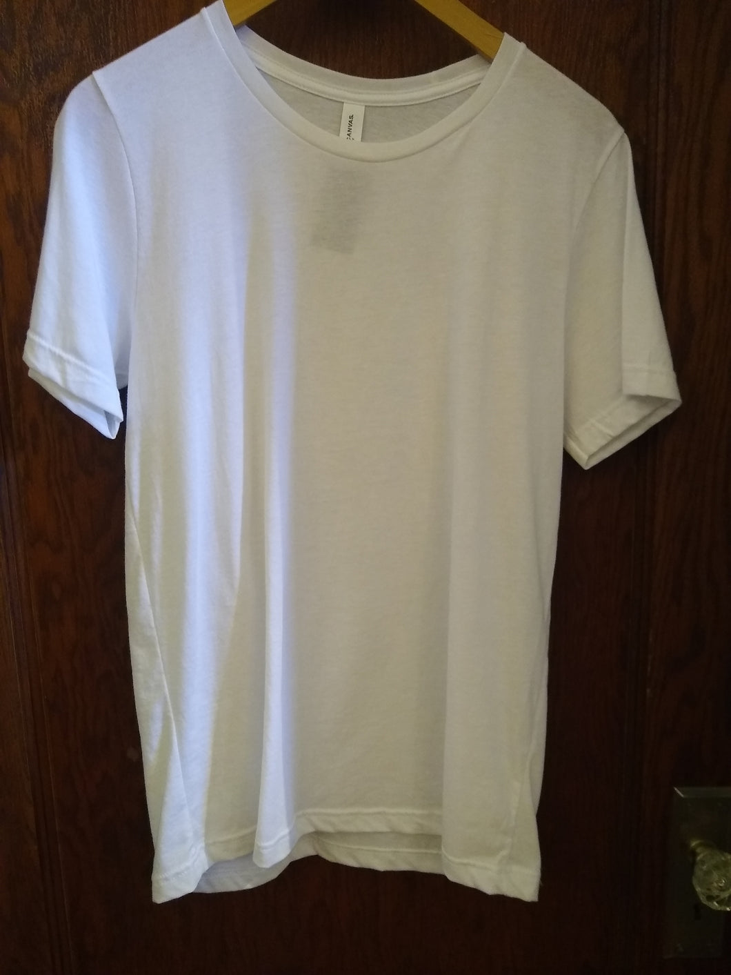 White T-Shirt with Free Shipping