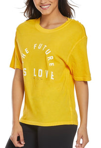 The Future is Love Tee Free Shipping