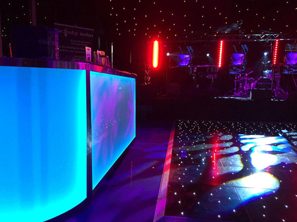 8 Ft LED Bar