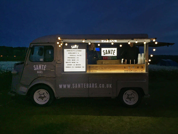 Sante Bar - Citroen Van