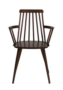 Seventy Alu Armchair Copper