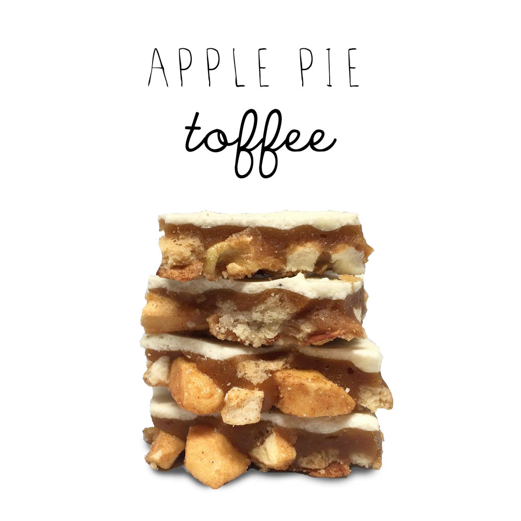 Apple Pie Toffee
