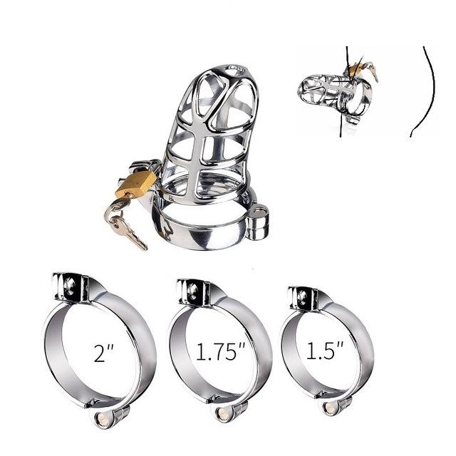 Sissy Bird Cage Chastity Device