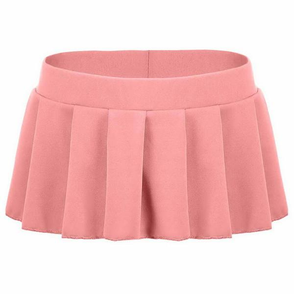 Schoolgirl Mini Skirt Sissy Panty Shop